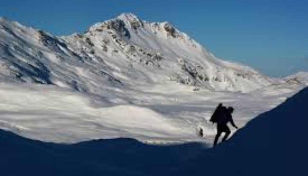 So What's Exciting With Alaska Hiking …. Everything!