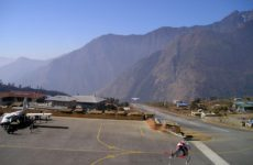 Lukla – Scariest airport in the world